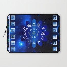 Astrological Chart Laptop Sleeve
