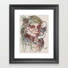 Beautiful Creatures Framed Art Print