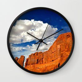 Arches National Park Wall Clock