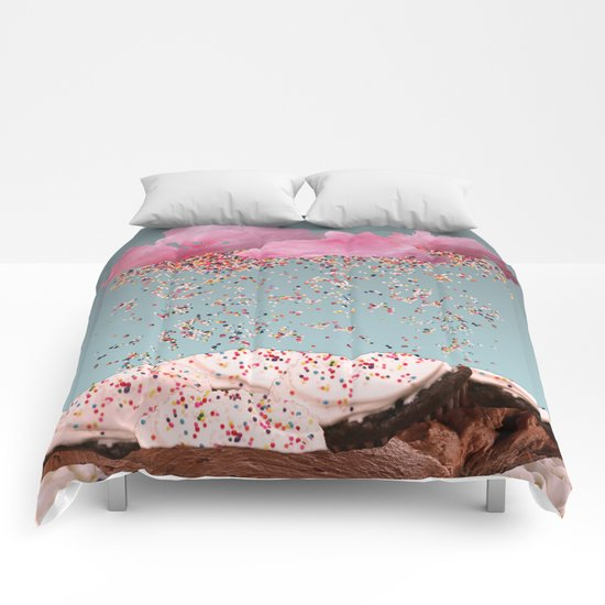 Just a Sprinkle Comforters