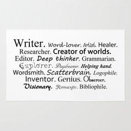 Writer Rug