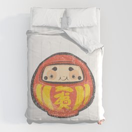 Daruma [Special Lucky Toy Box] Comforters