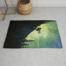 Downhill Colors Rug