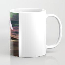 Air Raid in the Battlefield Coffee Mug