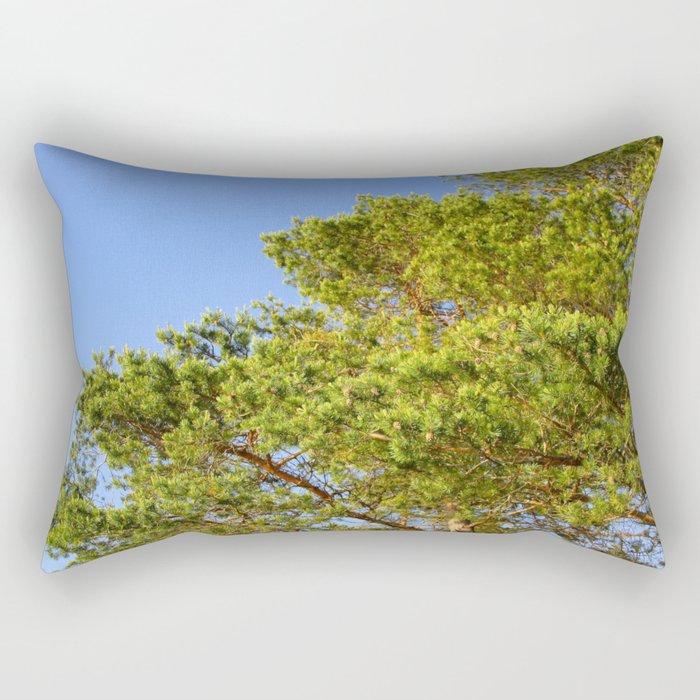 Treetop Rectangular Pillow