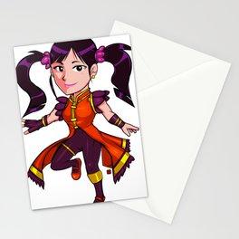 CHIBI LING XIAOYU - TEKKEN 7 Stationery Cards