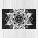 Flower Mandala in the Stars by kekeziah
