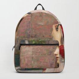 John William Waterhouse - Juliet - Digital Remastered Edition Backpack