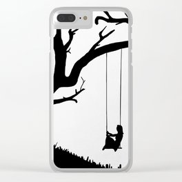 A dead memory Clear iPhone Case