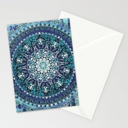 Monterey Mandala Stationery Cards