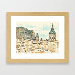 Casacantiere Framed Art Print