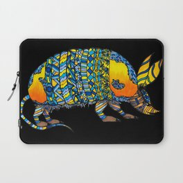 Alvaro the Armadillo Laptop Sleeve
