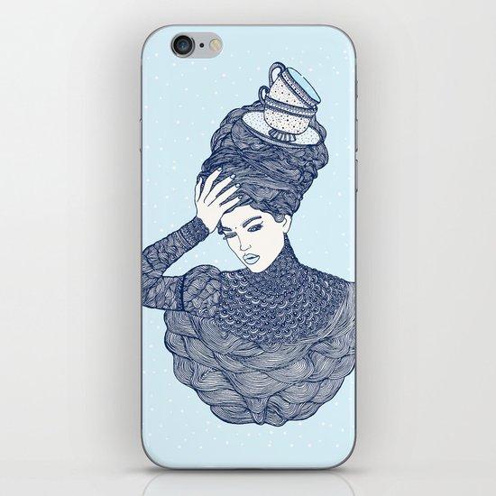 ♥ Early Winter,  Tea time (temporada oficial de tecitos ♥) iPhone & iPod Skin