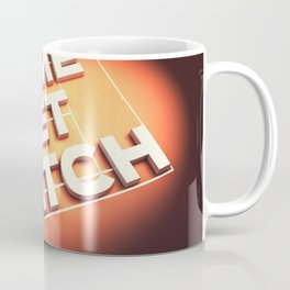 Game Set Match Coffee Mug