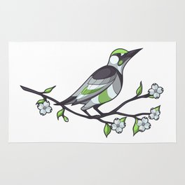 Pride Birds -  Agender Rug