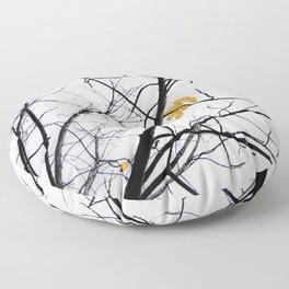 Clinging Floor Pillow