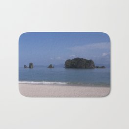 On the Beach - Langkawi, Malaysia Bath Mat