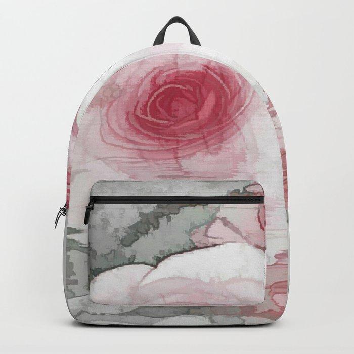 Floral Mirage Backpack
