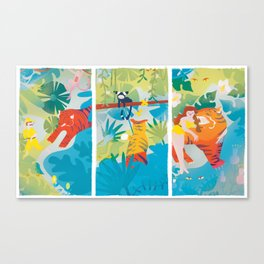 The Tyger Canvas Print
