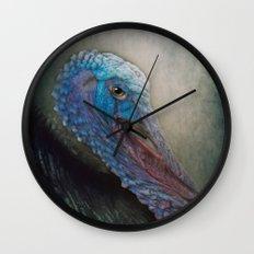 Turkey Wall Clock