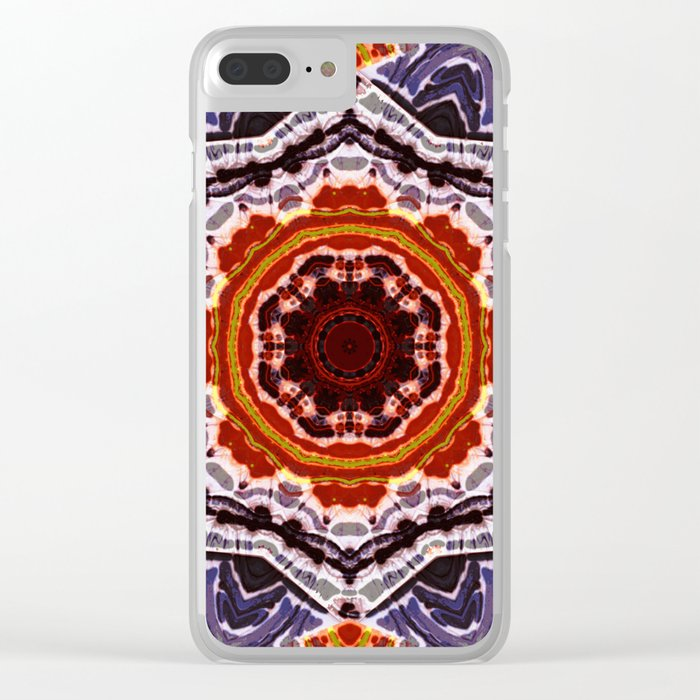 Between The Bees Clear iPhone Case