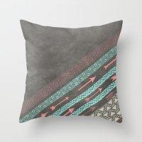 arizona Throw Pillows featuring Arizona by EverMore