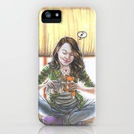 Kira Yukimura Teen Wolf iPhone Case