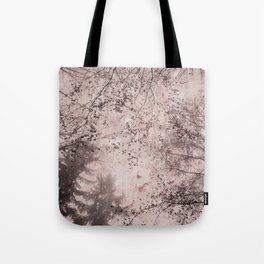 SILENT FOREST 4 Tote Bag