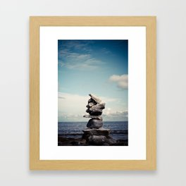 Reach for Your Dreams Framed Art Print