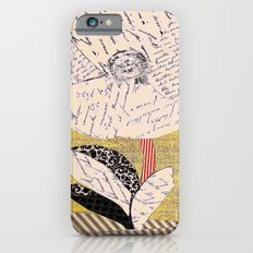 Script Flower Slim Case iPhone 6s