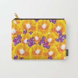 Peaches & Berries Carry-All Pouch