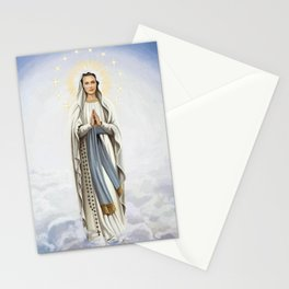 Our Lady of Lourdes  Stationery Cards