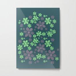 Pattern #21 Metal Print