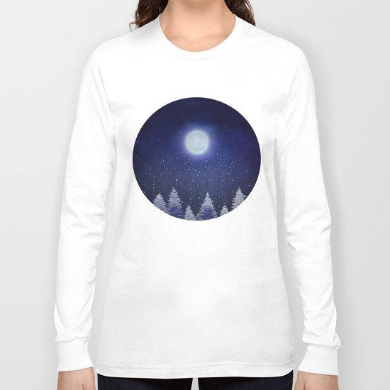 Winter song. Long Sleeve T-shirt