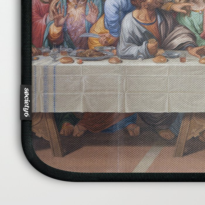 The Last Supper by Leonardo da Vinci Laptop Sleeve