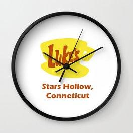 Gilmore Girls - Luke's Diner Wall Clock