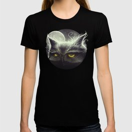 Owl & The Moon T-shirt