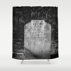 Known in eternity  Shower Curtain