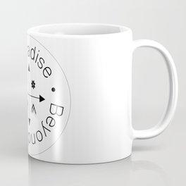 Life Compass Coffee Mug