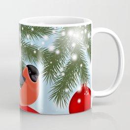 Christmas or New Year decoration Coffee Mug