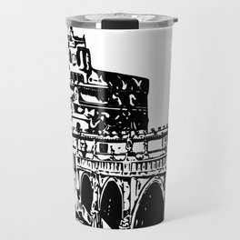 Castel Sant'Angelo, Rome Travel Mug