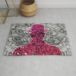 Fourth Son of Man Rug
