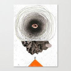 i c u Canvas Print