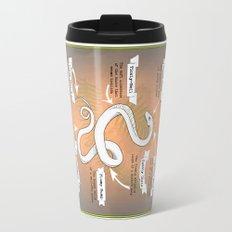 Snake Science Travel Mug