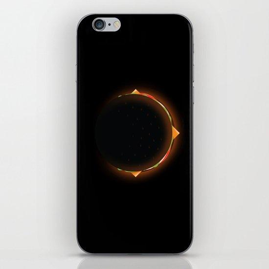 Burger Eclipse iPhone & iPod Skin