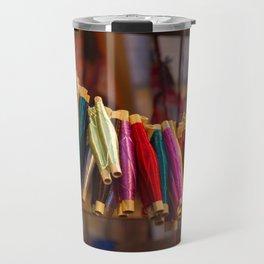 Cactus silk, Moroccan Travel Mug