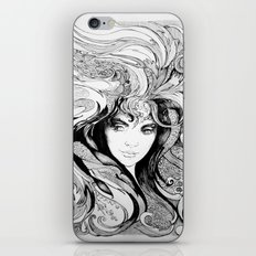 She's Got A Hold On Me iPhone & iPod Skin