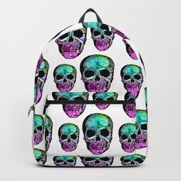 Boho Skull I Backpack