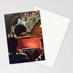 The Getaway by Zabu Stewart Stationery Cards