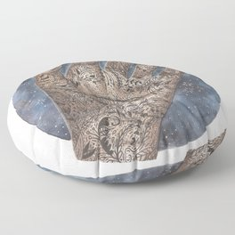 The Cursebreaker Floor Pillow